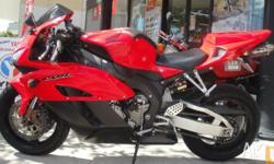 HONDA,CBR1000RR (FIREBLADE),2004, RED, SPORTS, 998cc,