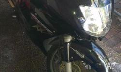 I've got my cbr up for sale due to needing money. Its