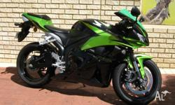 HONDA,CBR600RR,2009, SPORTS, .6, 4cyl, 6 SPEED MANUAL,