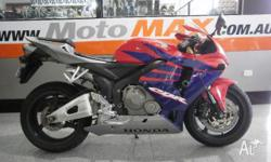 HONDA,CBR600RR,5,2005, SPORTS, 599cc, 84kW, 6 SPEED