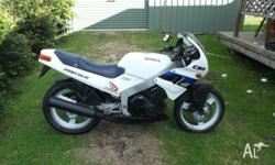 HONDA CBR 250 LAMS APPROVED, BRILLIANT 250 4 CYLINDER,