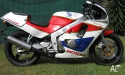 Up for sale is a 99% perfect CBR 250R with original