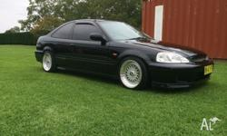Honda civic em1 with 225xxxkms Engine is extremely