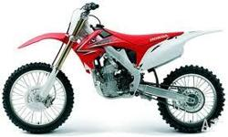 2010 Honda CRF 250R, Renthal Bars, Low Hours, Bash