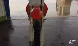 2003 crf450 perfect condition, restored + full engine