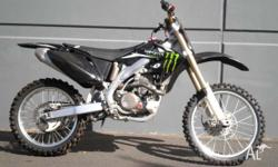 HONDA,CRF450R,2008, MOTOCROSS, .4, 1cyl, 5 SPEED