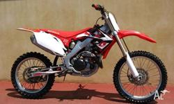 HONDA,CRF450R,2009, MOTOCROSS, .4, 1cyl, 5 SPEED