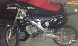 2008 Honda crf 250 Motor rebuilt less then 20hrs ago