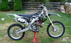 CRF 450R 2010 Great bike very reliable. always serviced