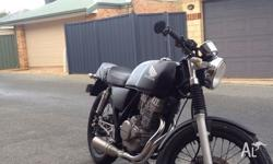 Looking for swap with road rego LAMS street tracker