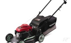Honda HRU19K1 Lawnmower -Ideal for the residential
