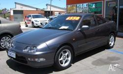HONDA, INTEGRA, 1994, 2D COUPE, 1.8, 4cyl, 5 SP MANUAL,