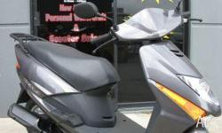 HONDA,LEAD 100,6,2009, GREY, SCOOTER, 100cc, 5kW,