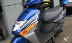 HONDA,LEAD 100,6,2010, blue, SCOOTER, 100cc, 5kW,