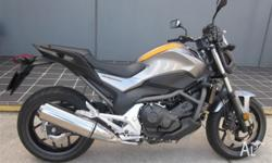 1 ONLY!! 2013 Model Runout!! Brand new Honda NC700S