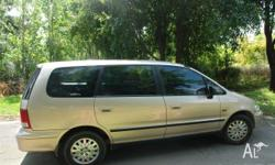 HONDA, ODYSSEY 2nd Generation(7 SEAT),2000, FWD, GOLD,
