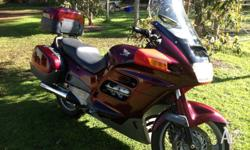 For sale Honda ST1100 ABS/TCS - new tyres, new battery,