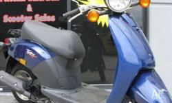 HONDA,TODAY 50,9,2009, blue, SCOOTER, 49cc, 3kW,