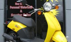 HONDA,TODAY 50,9,2009, yellow, SCOOTER, 49cc, 3kW,