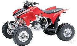 HONDA,TRX450ER SPORTRAX,9,2010, red, ATV, 450cc, 5