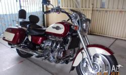 1998 Honda Valkyrie 1500cc in excellent condition.