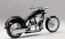 HONDA,VT1300CX,A,2010, BLACK, CRUISER, 1312cc, 42kW, 5