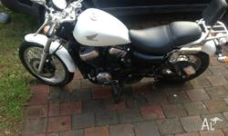 Hi for sale I have a 2010 Honda vt 750 it is a statuary