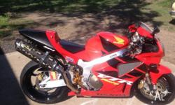 one owner since new , this bike is very tidy and has