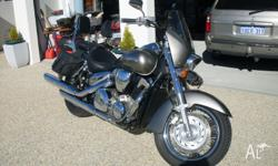 Honda VTX1300S This bike is in outstanding condition