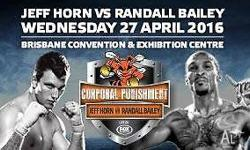 Corporal Punishment - Horn v Bailey. Brisbane