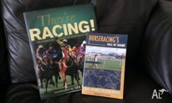 Horse racing - hall of shame book (funny stories) and
