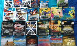 Hot Wheels Movie and TV Cars Top Row: * Super Mario -