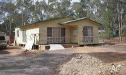 3 BEDROOM HOUSE ON 1.5 ACRES PARTLY RENOVATED BUT