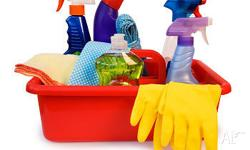 - � - Clean all type of surfaces kitchens, bathrooms,