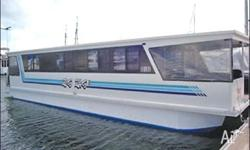 HOUSEBOAT 48 FT, 2005, HOUSEBOAT, ZIG ZAG II, 48ft,