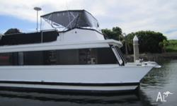 A BIG VOLUME HOME CRUISER WITH A FULLY ENCLOSED