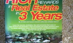 How to Get Rich Rewards in Real Estate in 3 Years by