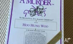 How to host a murder game , Hoo Hung Woo. New- still in