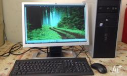 HP 20 inch LCD monitor Hewlett-Packard LCD Monitor