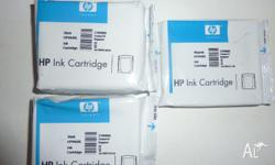 I have 3 ink cartridges, suitable for officejet