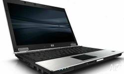 HP 6930P CORE 2 DUO DELIVERED WITH WARRANTY WINDOWS 7