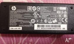 HP AC Adaptor Original 3 Months Old Please email or