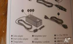 ***hp charger*** + attachments Part Number ED993AA