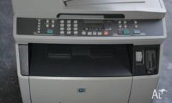 Good working conditions HP Color Laserjet 2840 with an