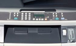Good working conditions HP Color Laserjet 2840 without