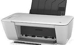 This HP Deskjet all-in-one offers easy printing,