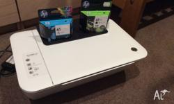 HP Deskjet 1510 with brand new ink. This can print,