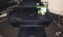 Selling HP Deskjet 2050 which also can be used as