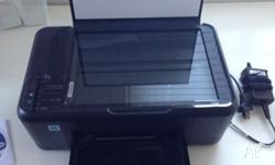 Hp Deskjet F2480 All-In-One Used for short time in