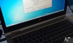 HP ELITEBOOK 8470P BUSINESS NOTEBOOK AS new condition.